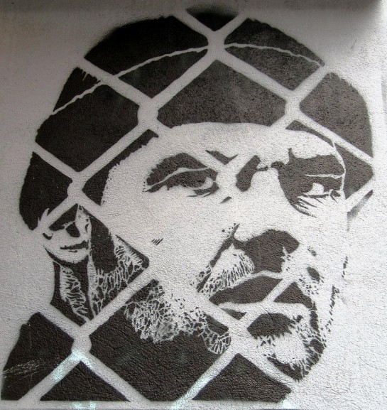 east berlin stencil art