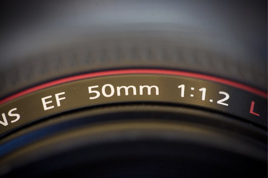 EF 50mm 1_1.2 Canon