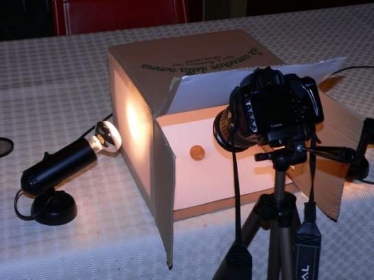 comment monter un studio photo maison petit prix. Black Bedroom Furniture Sets. Home Design Ideas