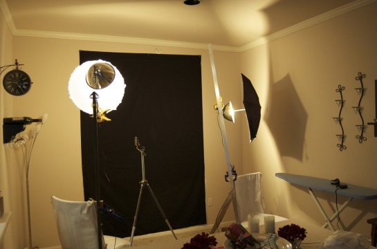 Comment monter un studio photo maison petit prix - Reflecteur de lumiere fait maison ...