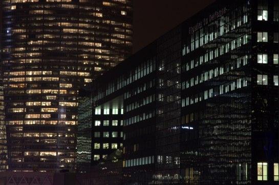La Défense de Nuit