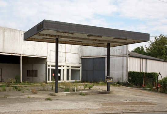 Twentysix Abandoned Gasoline Stations 3