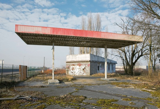 Twentysix Abandoned Gasoline Stations 5