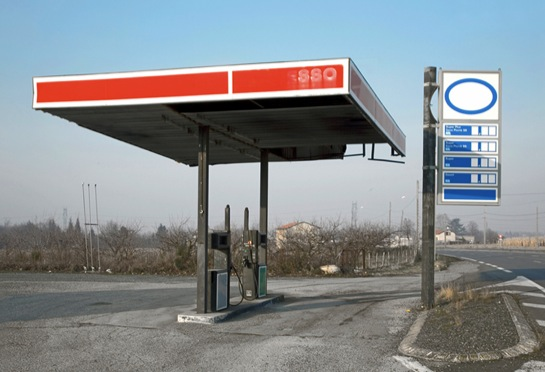 Twentysix Abandoned Gasoline Stations 6