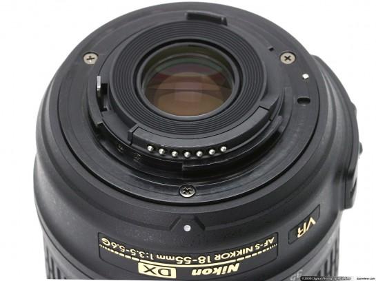 Connectique numérique chez Nikon