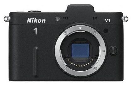 Nikon 1 V1 noir capteur