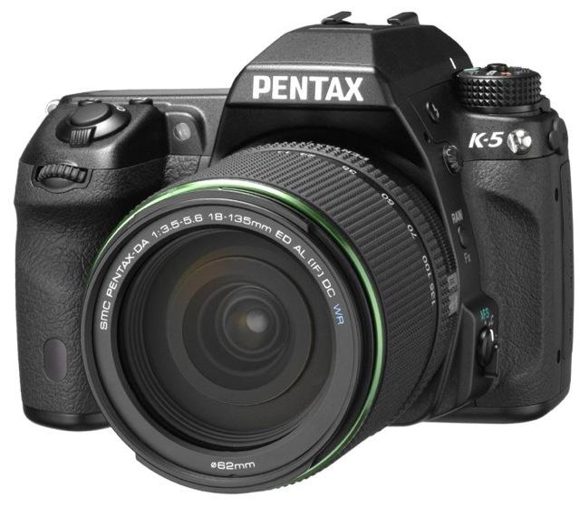 Pentax K5 kit
