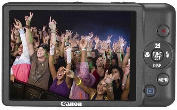 Canon Ixus 115 HS 1