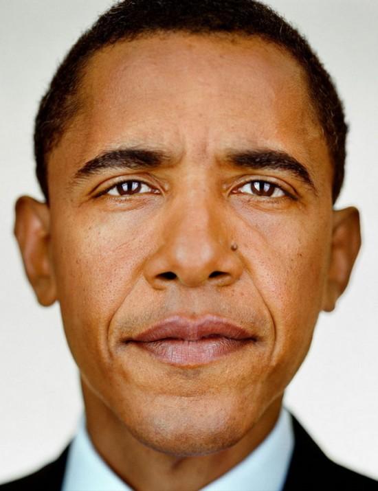 © Martin Schoeller - Barack Obama
