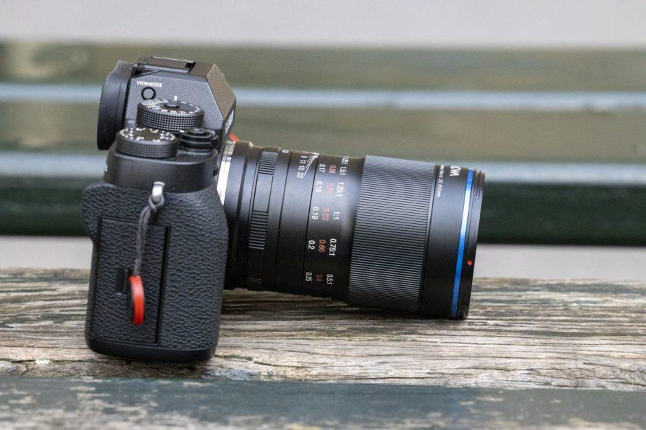 Laowa 65 mm f/2,8 2x Ultra Macro