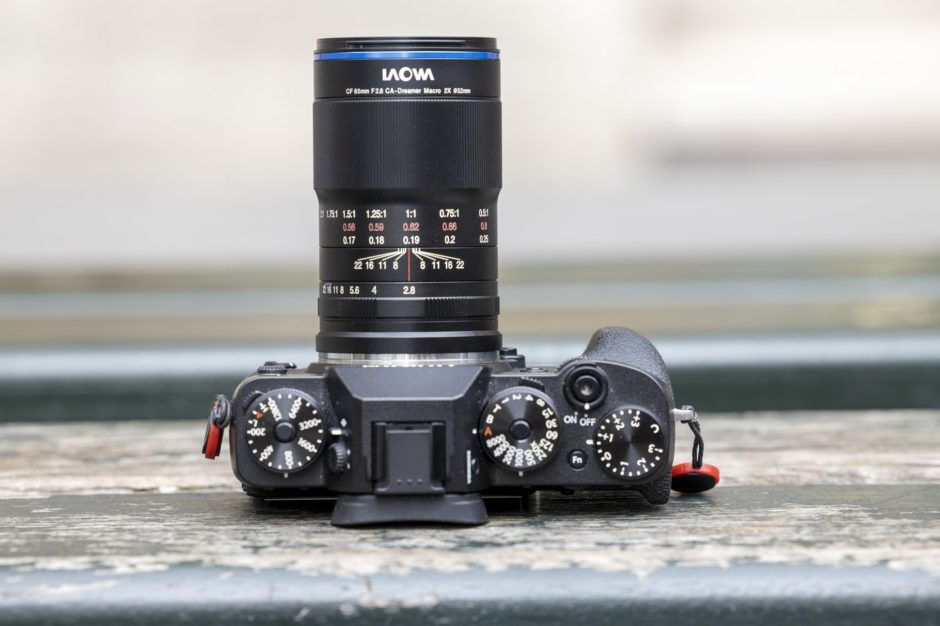 Laowa 65 mm f/2,8 2x Ultra Macro - Jean-Nicolas Lehec