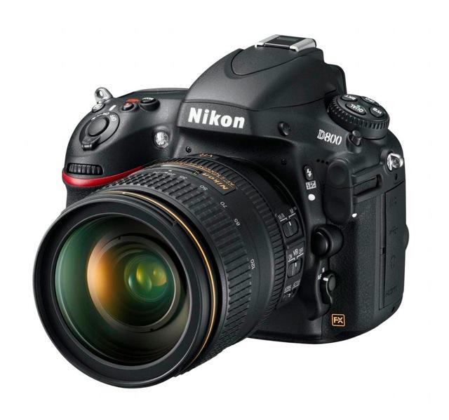 Nikon D800 1