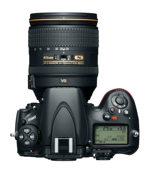 Nikon D800 5