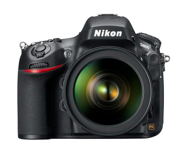 Nikon D800 6