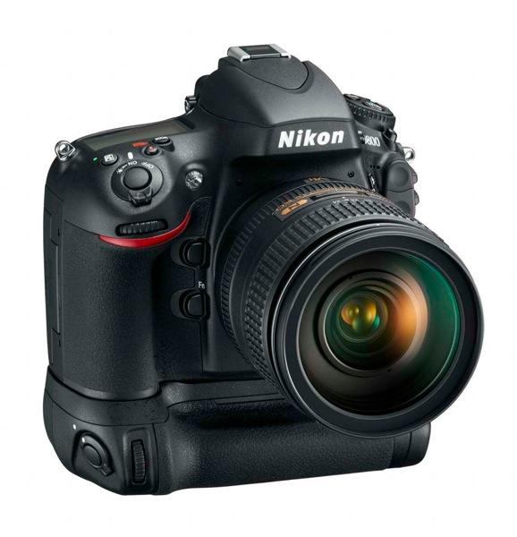 Nikon D800 7