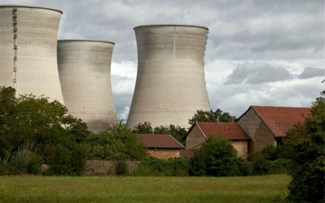 Centrale nucléaire du Bugey, Hières-sur-Amby