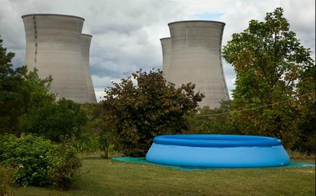 Centrale nucléaire du Bugey, Hières-sur-Amby / Micha Patault