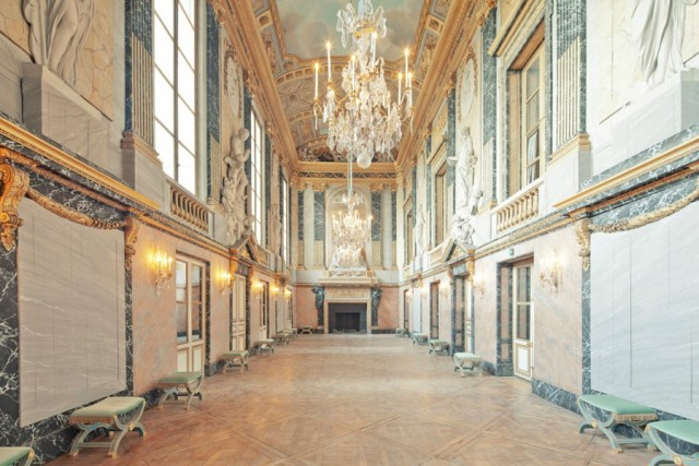 Le foyer - Versailles