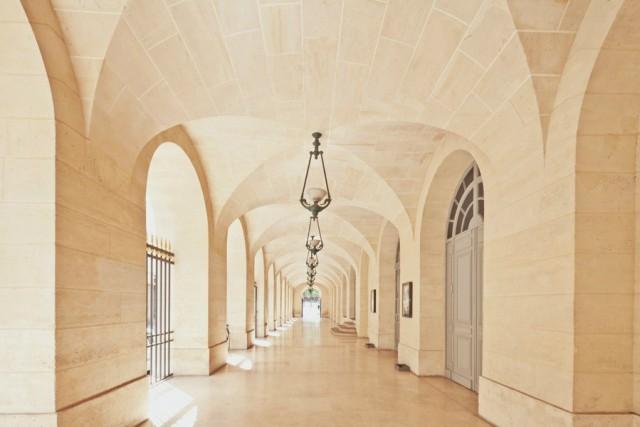 Couloirs de l'Odéon - Paris