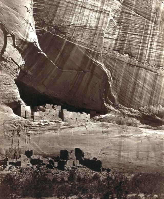 L'Ouest américain photographié par Timothy O'Sullivan il y a 150 ans