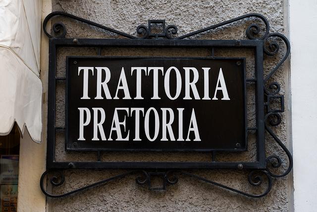 Trattoria Praetoria