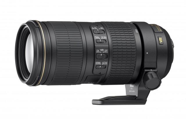 Nikon AFS 70-200 VR f/4