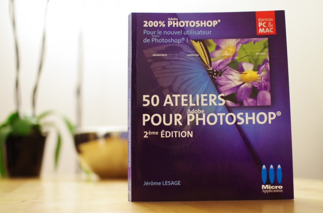 50 ateliers pour maîtriser Photoshop,