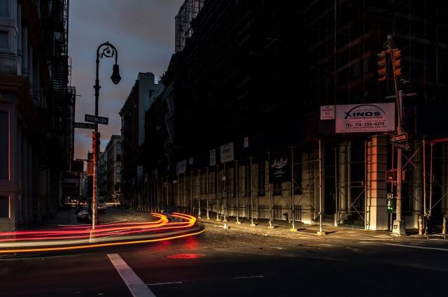 NYC Post-Sandy Blackout