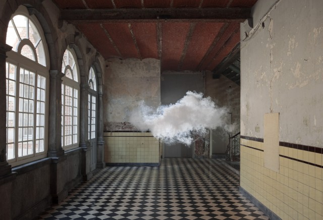 Cloud in a room