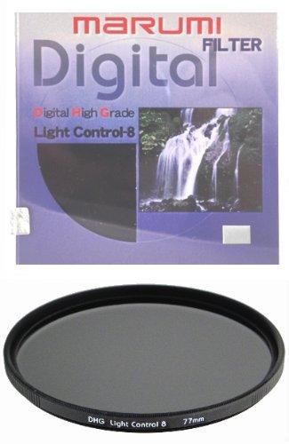 MARUMI FILTRE DHG ND8 LIGHT CONTROL 77MM