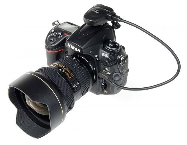 GPS Nikon GP-1