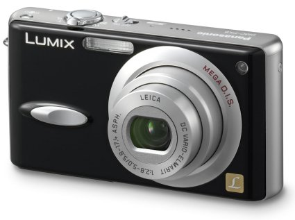 Panasonic DMC-FX8