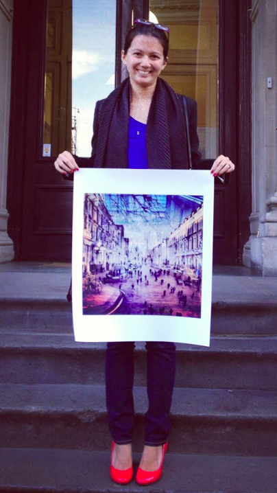 New York + London : les doubles expositions de Daniella Zalcman