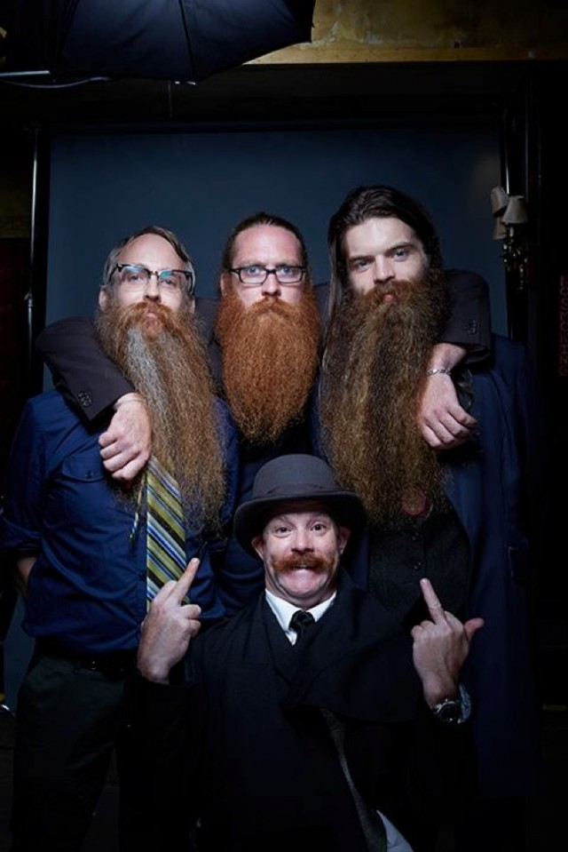 Beard and Mustaches