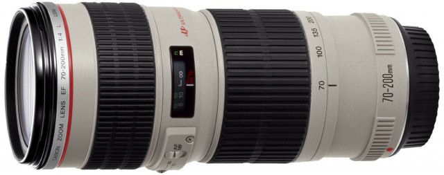 Canon 70-200 mm f/4