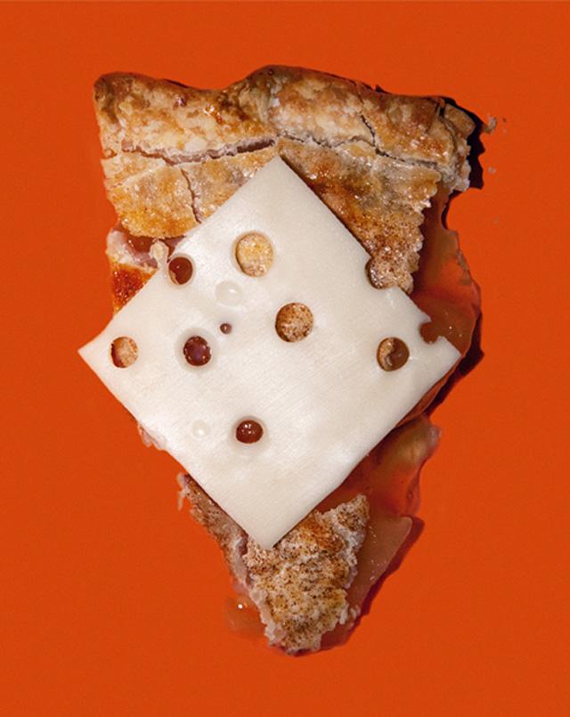 Dans l'Etat du Wisconsin, il est illégal pour un restaurant de servir une tarte aux pommes sans fromage
