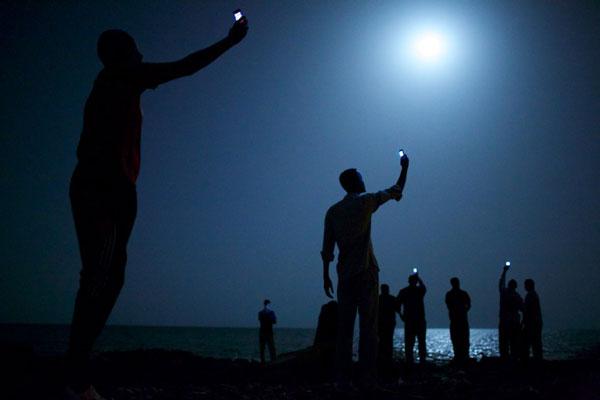 John Stanmeyer raconte l'envers du décor de sa photo lauréate du World Press Photo 2014