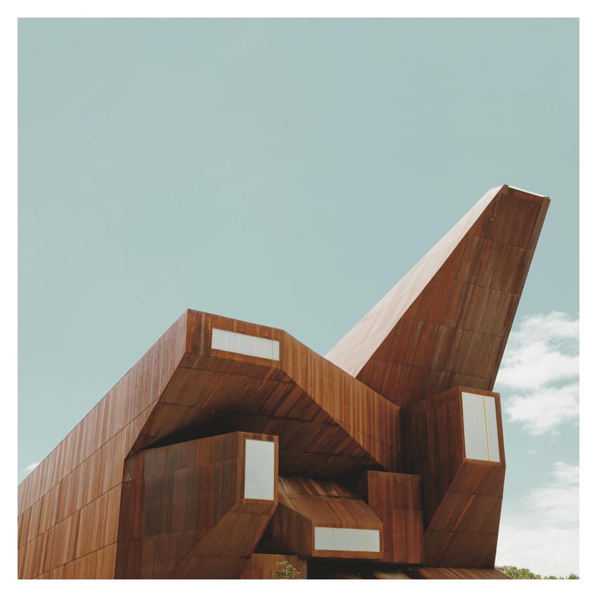 L architecture minimaliste vue par le jeune berlinois for Architecture minimaliste