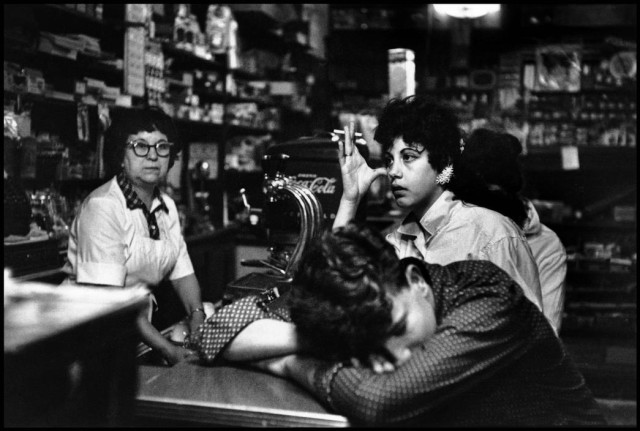 Bruce Davdison 1959 Brooklyn Gang TAFMAG