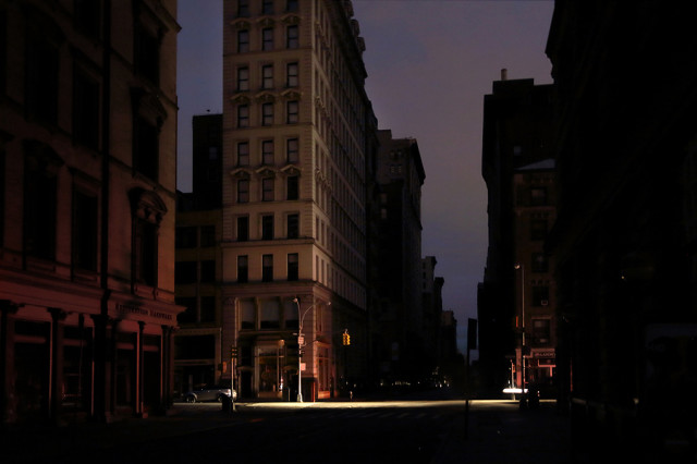 New York in Black - Christophe Jacrot