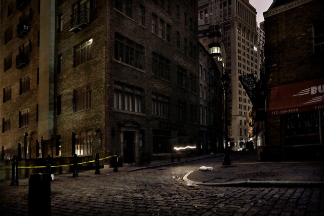 New York in Black - Christophe Jacrot