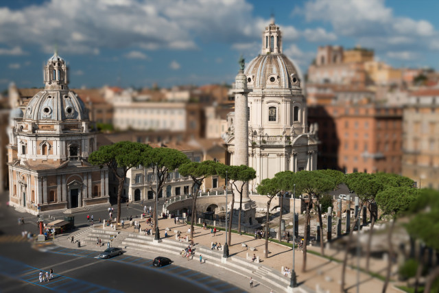 Rome-Tilt-Shift-Custom