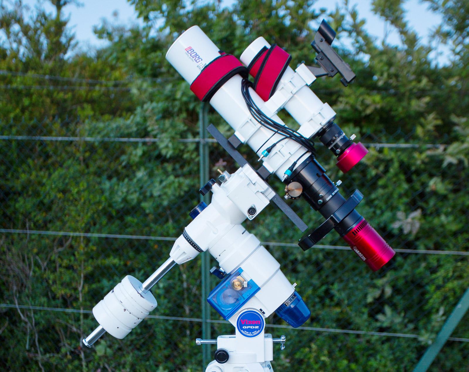 matériel-astrophoto
