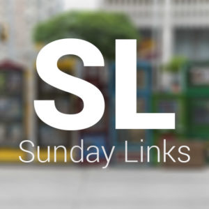 Sunday Links