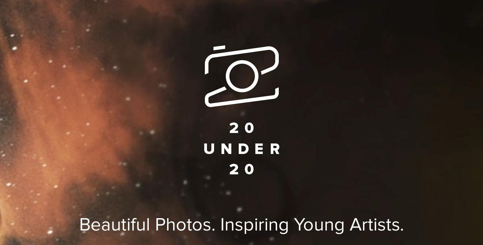 20under20 récompense les 20 photographes de moins de 20 ans les plus talentueux sur Flickr