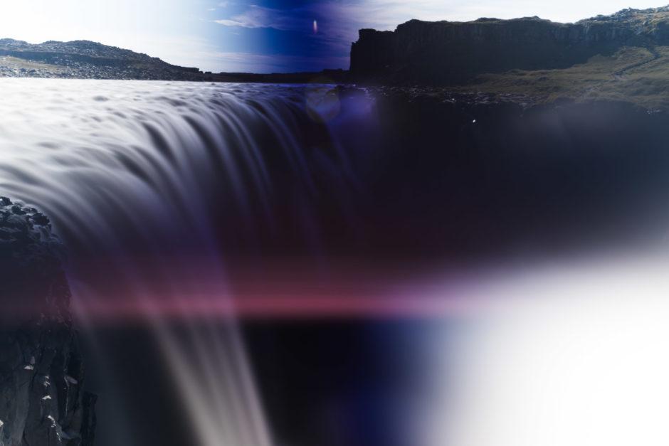 Dettifoss waterfalls fail