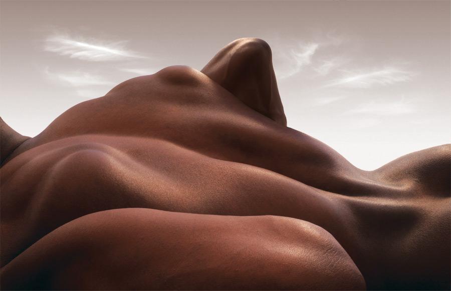 Elbow Point - © Carl Warner