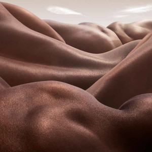 Desert of Backs - © Carl Warner