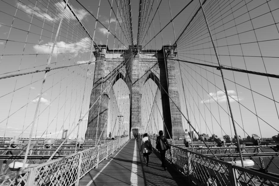 Photo prise avec un objectif très grand angle d'une focale de 16 mm