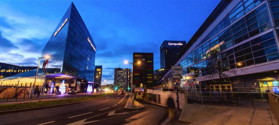 Un jour lille le timelapse de la capitale des flandres for Lille capitale des flandres